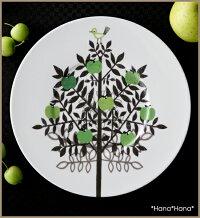 メーレりんごの木31cmプレスプレートShinziKatoh