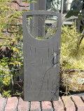 窓ドアハンギングフレームフェンス木製ガーデニングガーデンアンティーク送料無料【花遊び】ウォールデコ♪ドアフェンス
