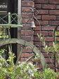 アイアン トレリス ガーデニング ガーデン雑貨 つる アンティーク 送料無料【花遊び】『アイアン♪ガーデンベルトレリス・B』【3月上旬のお届け予定です】他の商品との同梱をご希望でも、別途送料(864円)が発生致します。