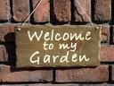ガーデニング ローズ ハンギング 壁掛け ウエルカム寄せ植え ガーデニング ガーデン【花遊び】『ウッドプレート・Garden』