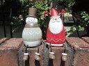 クリスマス サンタ スノーマン トナカイ ツリーイルミネーシ...