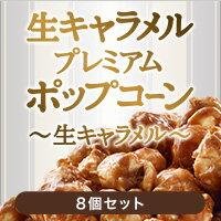 リッチでグルメな新しいスタイルのポップコーン花畑牧場 生キャラメルポップコーン8個セット【...