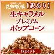 花畑牧場【訳あり】生キャラメルプレミアムポップコーン1kgセット