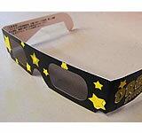 あ〜ら不思議!見える世界が「★星★」だらけ! スターメガネ(不思議3Dメガネ)