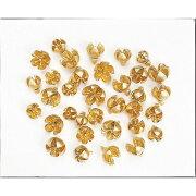 ミニバクリ ゴールド フラワー フルーツ