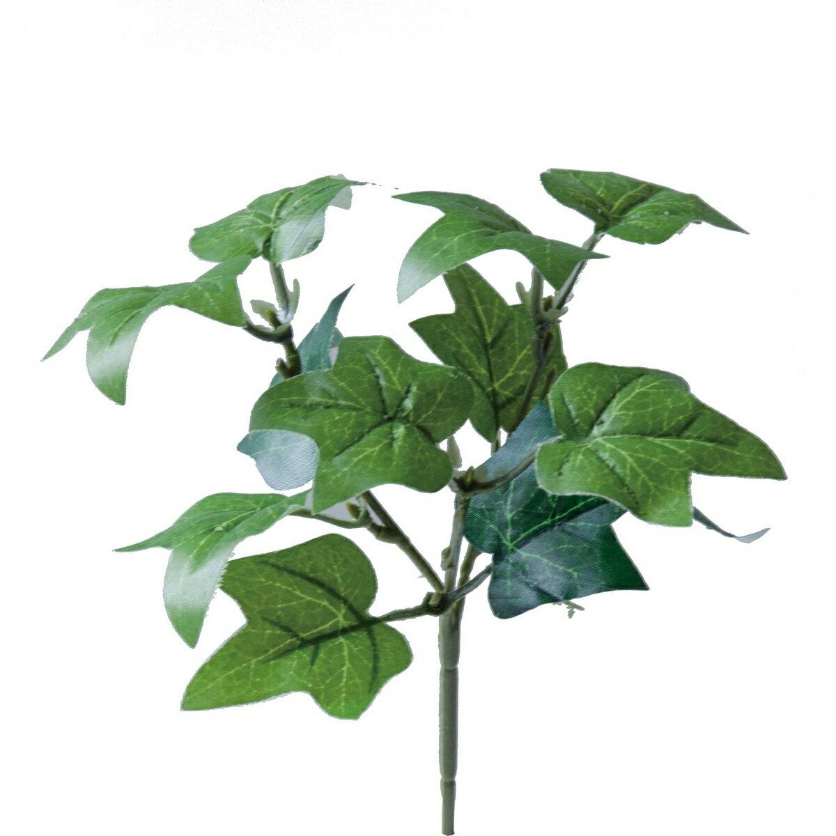 【造花】YDM/ミニアイビーブッシュ グリーン/FG4748-GR【01】【01】【取寄】《 造花(アーティフィシャルフラワー) 造花葉物、フェイクグリーン アイビー 》