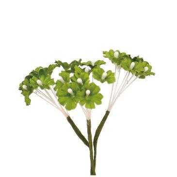 【造花】サンセイ/DSI-05カスミ#40モス 1束/台紙付/541289【01】【取寄】[3個]《 造花(アーティフィシャルフラワー) 造花 花材「か行」 かすみ草 》