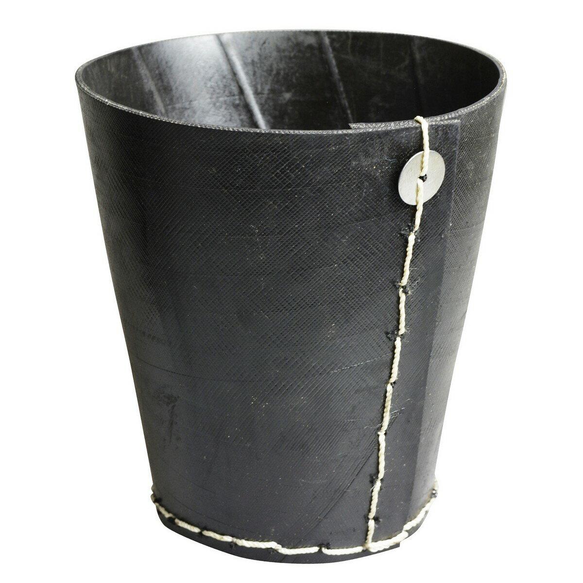 ハットトリック/RECYCLE RUBBER PLANTER (A)/2M-236 L【01】【取寄】 ガーデニング用品 ポット・鉢 鉢カバー 手作り 材料
