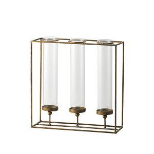 クレイ/Norns CLEAR/777-369-0【01】【取寄】花器、リース 花器・花瓶 ガラス花器 手作り 材料