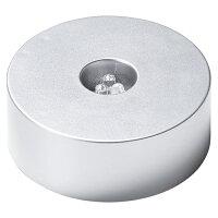 松野ホビー/レインボーLEDコースター/GM-3528【01】【取寄】[6個] ハーバリウム LEDライト