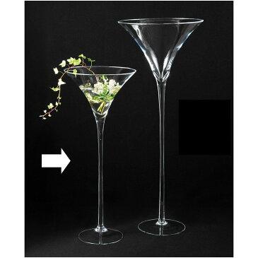 LEO/ジャンボカクテル50/F-2357【01】【取寄】花器、リース 花器・花瓶 ガラス花器 手作り 材料
