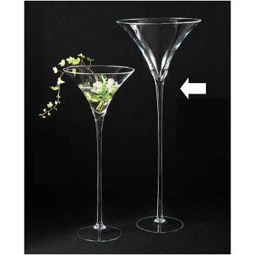 LEO/ジャンボカクテル70/F-2358【01】【取寄】花器、リース 花器・花瓶 ガラス花器 手作り 材料