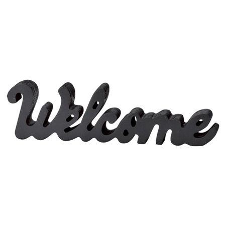 Paseo/ウッドボードS(WELCOME)/GP-13BK【01】【取寄】[2個]