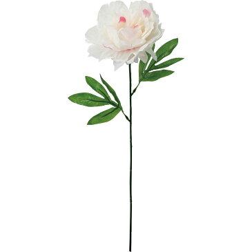【造花】YDM/シングルピオニー クリーム/FF-2933-CR【01】【取寄】