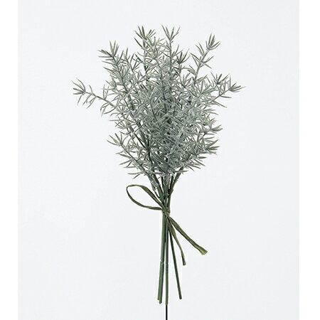 即日 【造花】アスカ/ハーブバンチ フロストグリーン/A-41154-51F造花(アーティフィシャルフラワー) 造花葉物、フェイクグリーン ハーブ 手作り 材料
