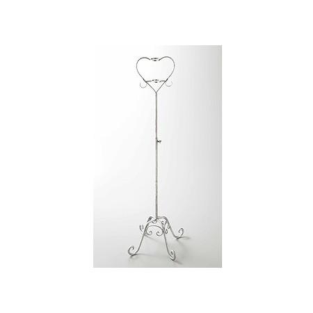クレイ/Bouquetstand125H SILVER/550-015-702《 花器、リース 花スタンド、フラワースタン...