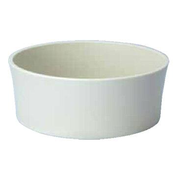 HOSHINO/カゴ シンプル MG−180 アイボリー/343209【01】【01】【取寄】[10個]《 花器、リース 花器・花瓶 プラスチック・アクリル花器 》