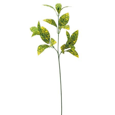 【造花】YDM/アクバ イエロー/FG4466-Y【01】【01】【取寄】《 造花(アーティフィシャルフラワー) 造花葉物、フェイクグリーン その他の造花葉物・フェイクグリーン 》