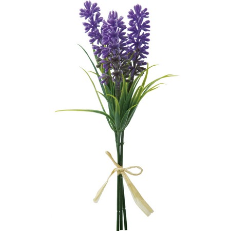 即日 【造花】YDM/ラベンダーバンドル ラベンダー/FB2352-LAV《 造花(アーティフィシャルフラワー) 造花 花材「ら行」 ラベンダー 》