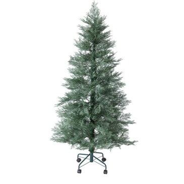 【造花】YDM/180cmキラキラスノーツリー/CAA146【01】【取寄】《 店舗ディスプレイ クリスマス飾り クリスマスツリー 》