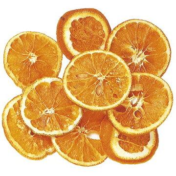 【レビューを書いてポイント2倍!】【プリザ・ドライ】東京堂/オレンジスライス50g/DE018300【T】【プリザーブドフラワー花材木の実】
