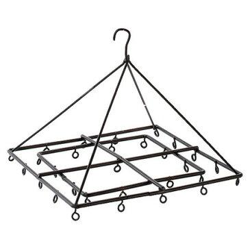 松野ホビー/スチールオーナメントハンガー(スクエア)L/GM-893【01】【01】【取寄】[2個]《 雑貨 生活雑貨 洗濯用品 》