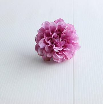 ◆レビューを書いてポイント2倍!◆【造花】アスカ/ダリアピックローズ/A-31451-5【AS】【造花アートアートフラワーダリア】