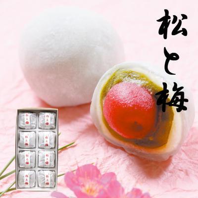 銘菓松と梅