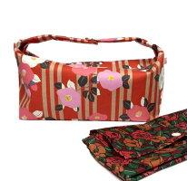 布ナプキンポーチ★華布の布ナプキン持ち歩きにぴったり♪たくさん入ります!