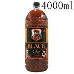 ニッカウイスキーブラックニッカクリア37度4L(4000ml)大容量ペットボトル入【ウイスキー】