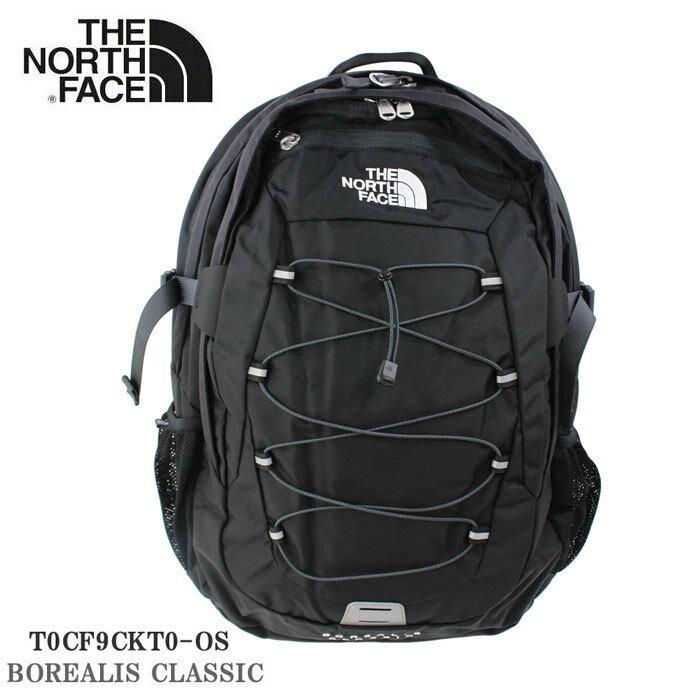 THE NORTH FACE バッグ リュック BOREALIS CLASSIC NF00CF9CKT0-OS TNF BLACK ボレアリス クラシック リュックサック T0C0F9CKT0-OS ザ・ノース・フェイス ノースフェイス バックパック ブランド 男女兼用 ag-939500