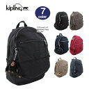 Kipling キプリング リュック K15016 Clas Challenger バックパック ナイロン 旅行 デイバッグ リュックサック バック ブランド ag-548600a