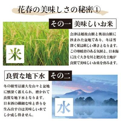 【クーポン使用で20%OFF!】日本酒花春大吟醸酒1,800ml