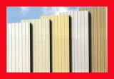 ガルバリュウム鋼板リブ 波板 【リブスターGL76】7尺 2134ミリ リブ山 化粧鋼板 外装材・内装材に!<アイボリー ホワイト アーモンド パール ライトブラウン色>