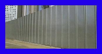 工事現場の仮囲い・堀、倉庫・工場・駐車場等の外壁サイディングに!<東日本大震災支援復興祈...