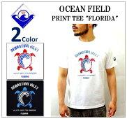 "【OCEANFIELD/オーシャンフィールド】-S/SPRINTTEE""FLORIDA""/半袖プリントT""フロリダ""-"