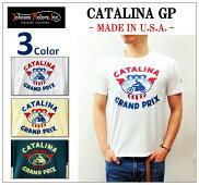 【送料無料】【JohnsonMotors/ジョンソンモータース】半袖プリントT-CATALINAGP/カタリナグランプリ