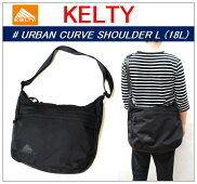 ��KELTY/����ƥ����ۡ�URBANBLACKLINE��-URBANCURVESHOULDERL/�����Х��֥���������(18L)-