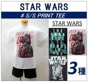 "��STARWARS/����������������-S/SPRINTTEE/Ⱦµ�ץ��ȣ�""YODA""""JOINTHEDARKSIDE""""R2-D2""-"