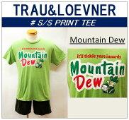 "��TRAU&LOEVNER��-S/SPRINTTEE""MountainDew""/Ⱦµ�ץ��ȣ�""�ޥ���ƥ�ǥ塼""-"