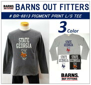 ��BARNSOUTFITTERS/�С������ȥե��å�������-BR-6813PIGMENTPRINTL/STEE/�ԥ����ȥץ��ȥ����֣�-