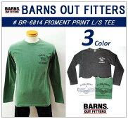��BARNSOUTFITTERS/�С������ȥե��å�������-BR-6814PIGMENTPRINTL/STEE/�ԥ����ȥץ��ȥ����֣�-