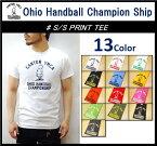 【OHIO HANDBALL CHAMPIONSHIP/オハイオハンドボールチャンピオンシップ】【再入荷】-S/S PRINT TEE-