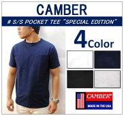 "��CAMBER/�����С��ۡ�MADEINUSA�ۡ����Ҽ���������-S/SPOCKETTEE""SPECIALEDITION""/����Ⱦµ�ݥ��å��դ�T�����-"