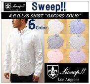 【送料無料】【Sweep!!/スウィープ】【8月20日再入荷】-B.DOXL/SSHIRTSOLID(7色)-【smtb-m】