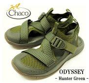 """【送料無料】【Chaco/チャコ】-MsODYSSEY""""HUNTERGREEN""""/メンズオデッセイ""""ハンターグリーン"""""""