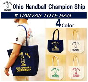 【OHIOHANDBALLCHAMPIONSHIP/オハイオハンドボールチャンピオンシップ】-CANVASTOTEBAG/キャンバストートバッグ-