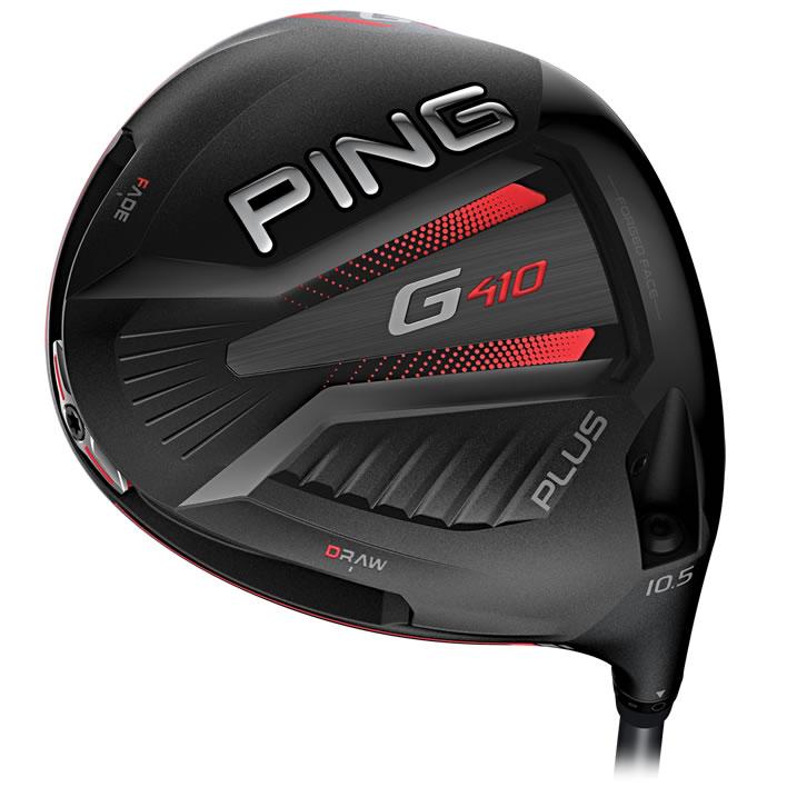 ピンゴルフジャパン『G410PLUS(プラス)ドライバー』