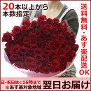 【赤】バラ100本