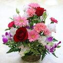 【フラワーアレンジメント】ハニーハニー【誕生日や発表会、記念日のお祝いに/出産祝